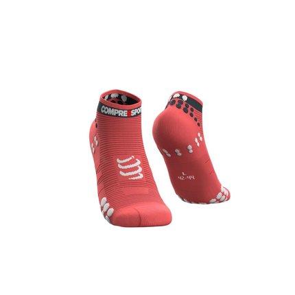 Compressport | Pro Racing Socks Run Low | Coral