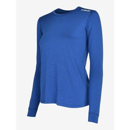 Fusion   Merino 150 Long Sleeve   Night Blue   Dames