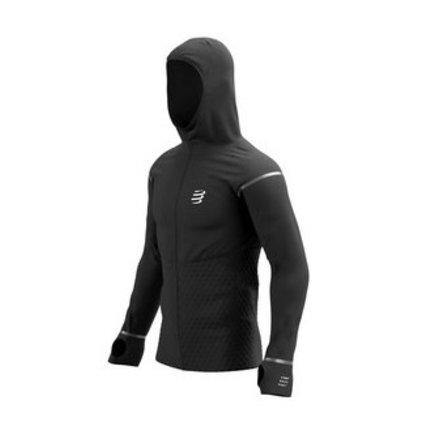 Compressport | Winter Insulated 10/10 Jacket | Heren | Black
