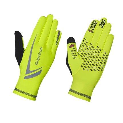 GripGrab | Running Expert | Hi-Vis | Winter Handschoenen