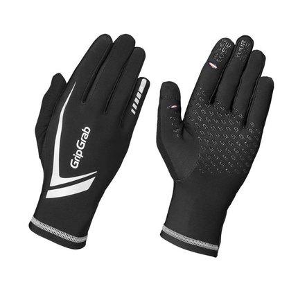GripGrab   Running Expert   Black   Winter Handschoenen
