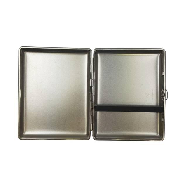 Metalen sigarenkoker versie 1
