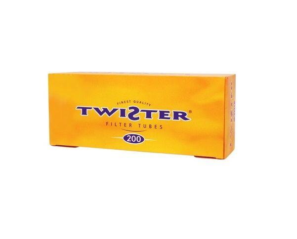 Twister hulzen geel