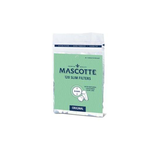 Mascotte Slim filters 6 mm