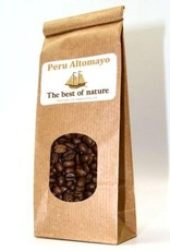 The best of nature - Koffie Verse koffiebonen uit Peru