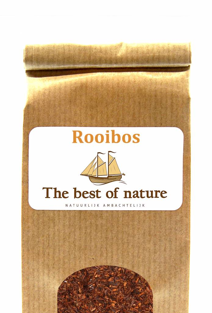 The best of nature - Thee Pure rooibos kruiden voor thee