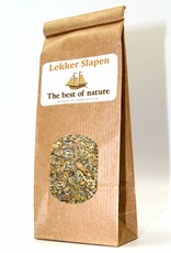 The best of nature - Thee Lekker slapen kruiden thee