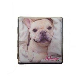 Adamo French Bulldog 1 sigarettendoosje