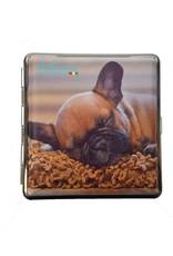 Adamo French Bulldog 3 sigarettendoosje