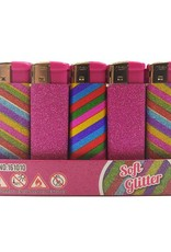 Matteo Soft Glitter aanstekers - 5 stuks