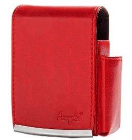 Angelo Sigarettendoosje 25 stuks rood
