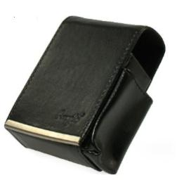 Angelo Sigarettendoosje 25 stuks zwart