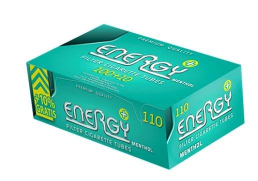Energy Menthol hulzen