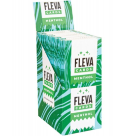 Fleva Cards menthol