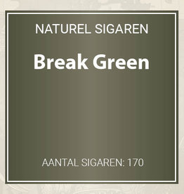 Break Green - Filter Cigarillos