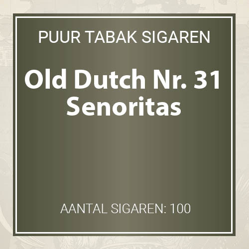 Old Dutch Nr. 31