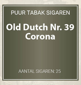 Old Dutch Nr. 39 Corona