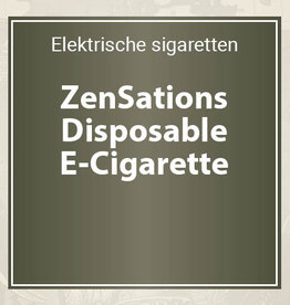 ZenSations Disposable E-Cigarette