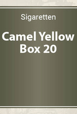 Camel Yellow Box 20
