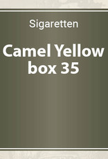 Camel Yellow box 35