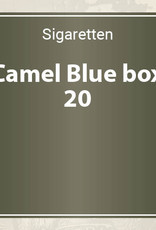 Camel Blue box 20 sigaretten