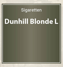 Dunhill Blonde L