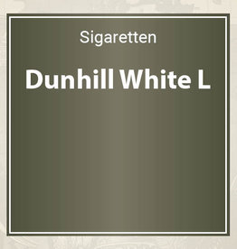 Dunhill White L