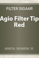 Agio Filter Tip Red