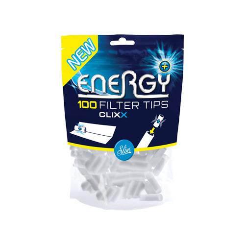 Energy + Filtertips CLIXX