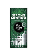 The Blum Strong Menthol - Flavour cards
