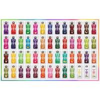 Paquete con 58 sabores hasta 114 litros