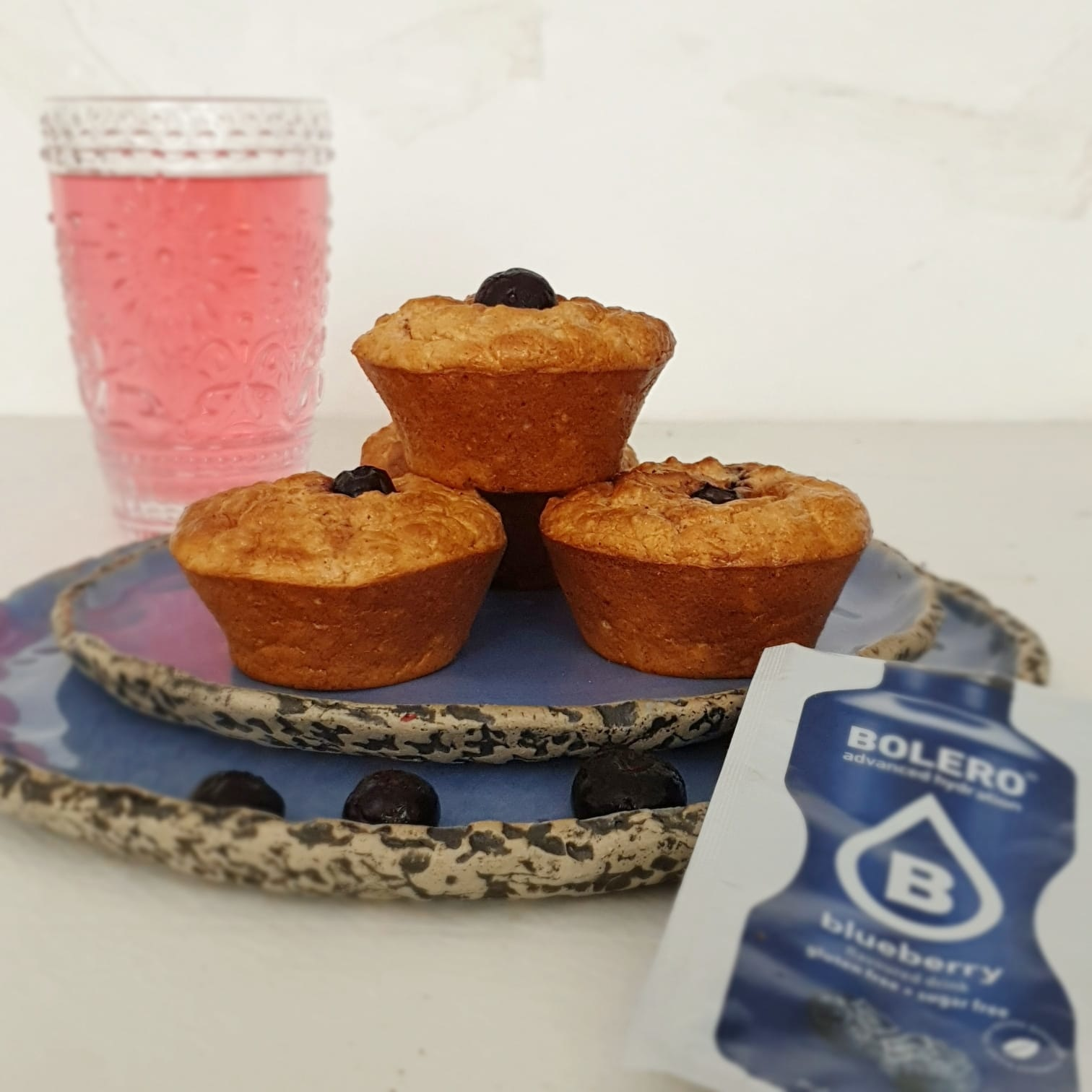 Bolero Blauwe Bessen Muffins