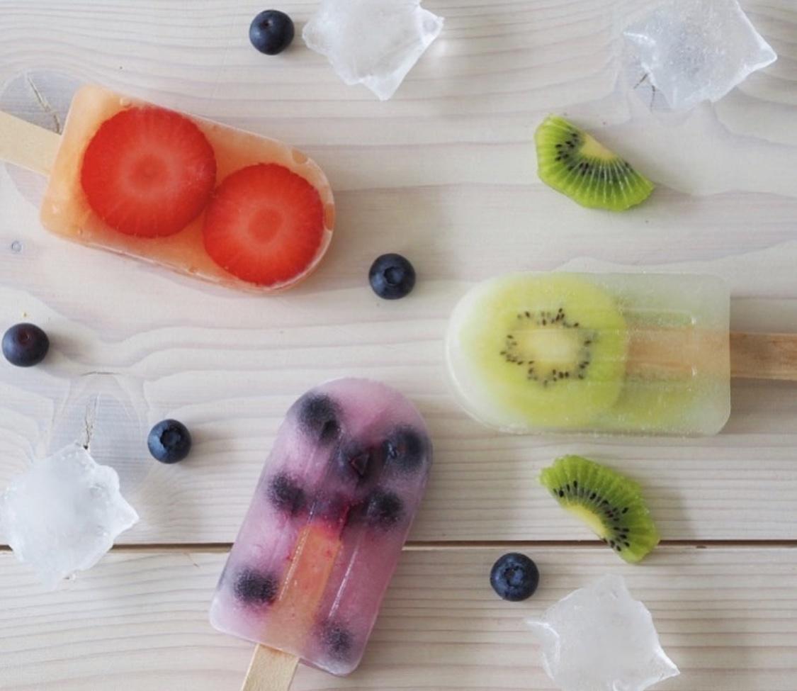 Fruitige Bolero ijsjes