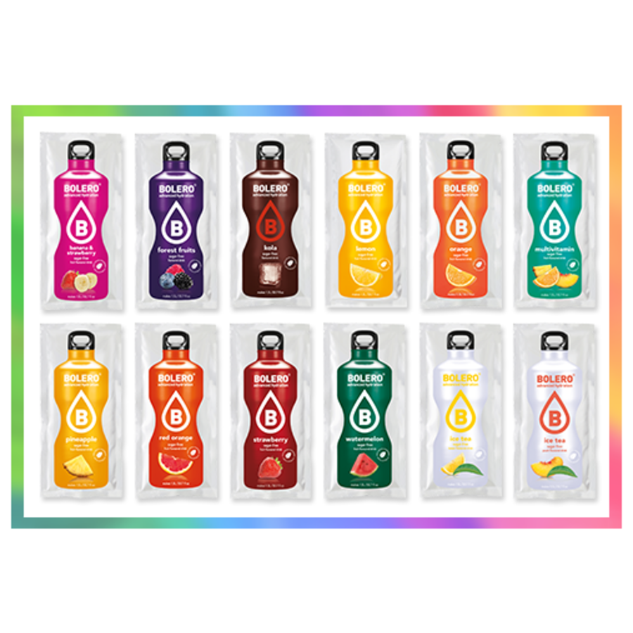 MIX PACK  | TOP 12 FLAVOURS ASSORTED PACK