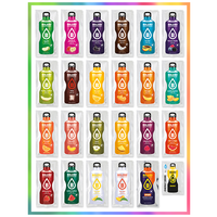 MIX PACK |TOP 24 FLAVOURS ASSORTED PACK (24 x 9g)