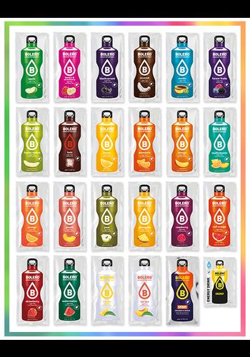 Bolero MIX PACK | 24 SABORES MAS GUSTADOS (24 x 9g)