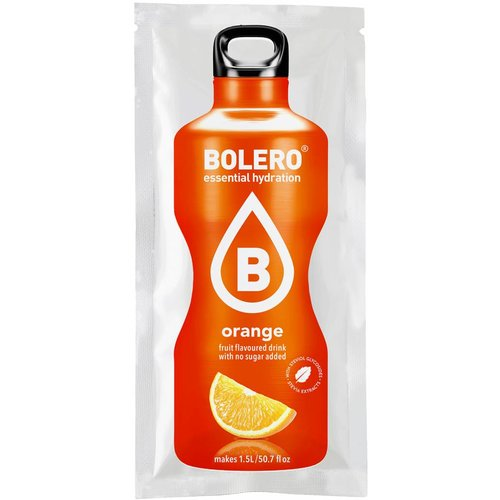Bolero Orange with Stevia