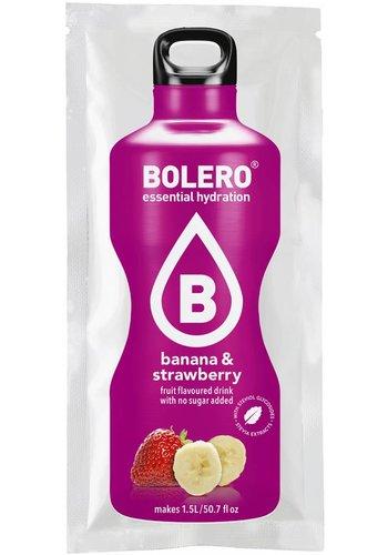 Bolero Banane & Erdbeere | Einzelbeutel (1 x 9g)