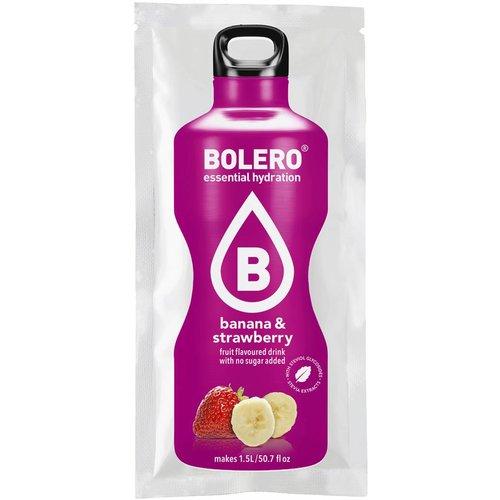 Bolero Banane & Fraise | Sachet (1 x 9g)