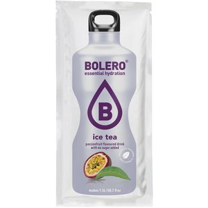 Bolero ICE TEA PASSIONFRUCHT | Einzelbeutel (1 x 9g)