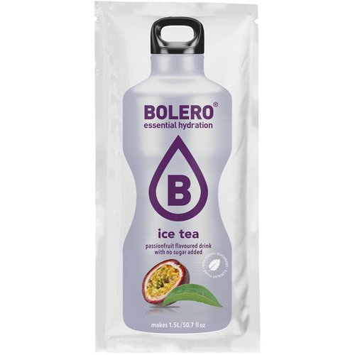 Bolero ICE TEA FRUIT DE LA PASSION | Sachet (1 x 8g)