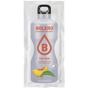 Bolero Ice Tea Perzik met Stevia