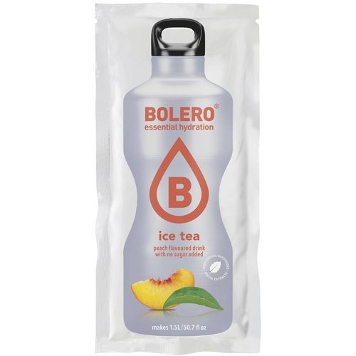 Bolero ICE TEA Peach with Stevia