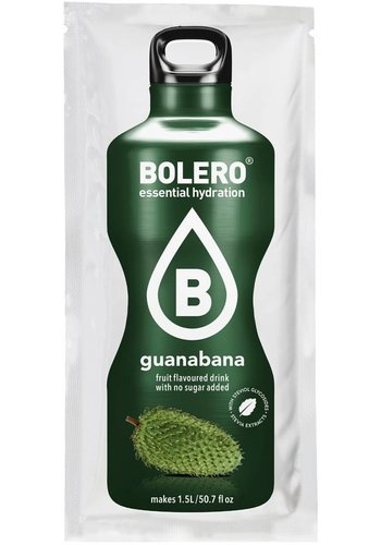 Bolero Guanabana | Einzelbeutel (1 x 9g)