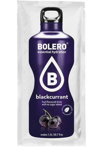 Bolero Ribes Nero  | Bustine (1 x 9g)