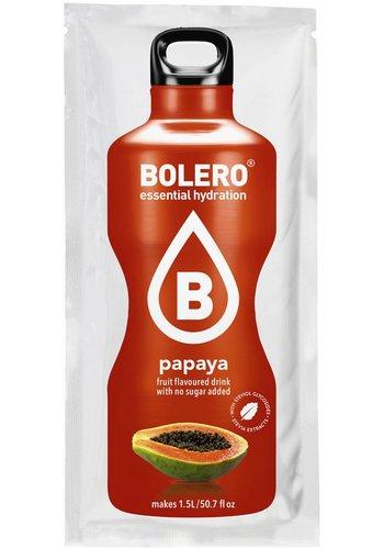 Bolero Papaya con Stevia