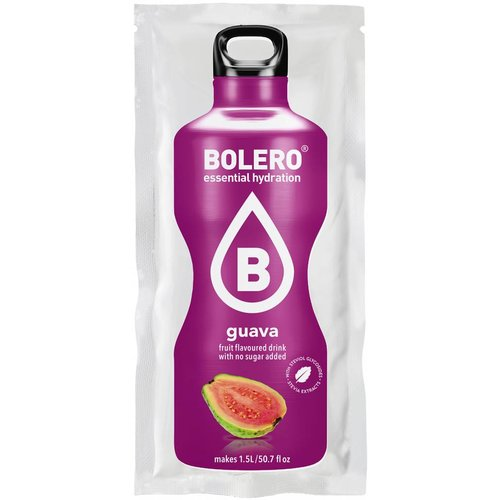Bolero Guava | Einzelbeutel (1 x 9g)