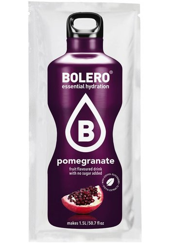 Bolero Pomegranate with Stevia