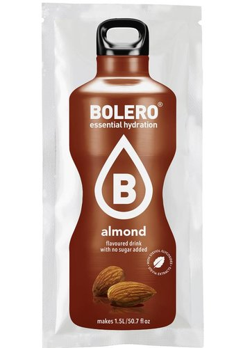 Bolero Almond with Stevia
