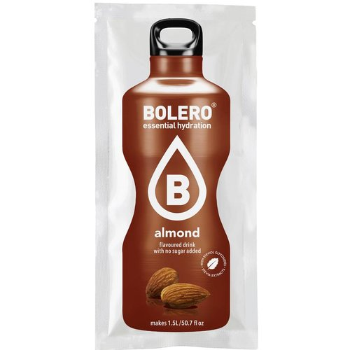 Bolero Mandel | Einzelbeutel (1 x 9g)